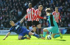 As it happened: Sunderland v Manchester United, Premier League