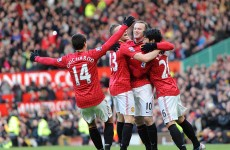 VIDEO: Rooney and Hernandez strike to give United comfortable lead over Chelsea