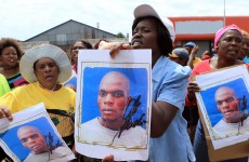 South Africa: 9 police accused of taxi driver's death denied bail