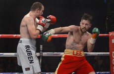 Andy Lee lines up May date in Washington DC