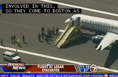 LIVE: Authorities intercept flight leaving Boston in security alert