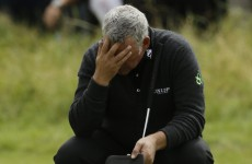 Holiday injury forces Darren Clarke out of the Masters