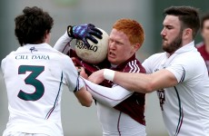 Tribesmen progress to U21 FC final after seeing off Kildare