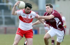 Derry join Westmeath in promotion from Division 2