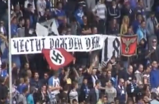 Levski Sofia fans wish Adolf Hitler a happy birthday