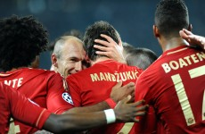 Champions League: Imperious Bayern swat Old Lady aside to reach semis
