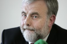 SIPTU president wants promissory note savings used to avoid public pay cuts
