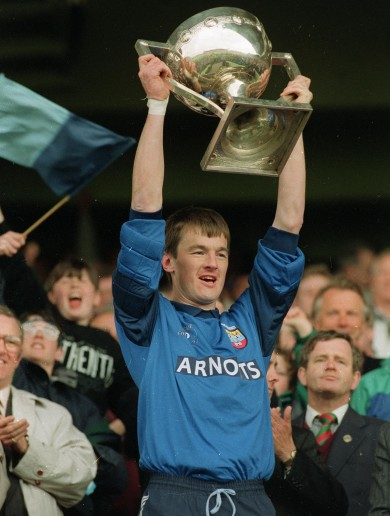 Here's how the Dubs won their last football league title…20 years ago
