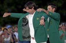 Bubba Watson picked a very Bubba Watson menu for his Masters dinner