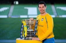 The former Limerick hurler 90 minutes away from a historic FAI Cup final