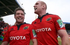 'When Munster are up for it we're a different team' – Ronan O'Gara