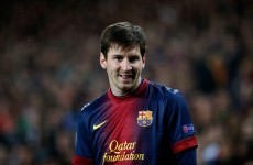Lionel Messi faces fitness race ahead of Bayern clash