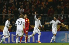 Madrid hold out despite late comeback from Galatasaray