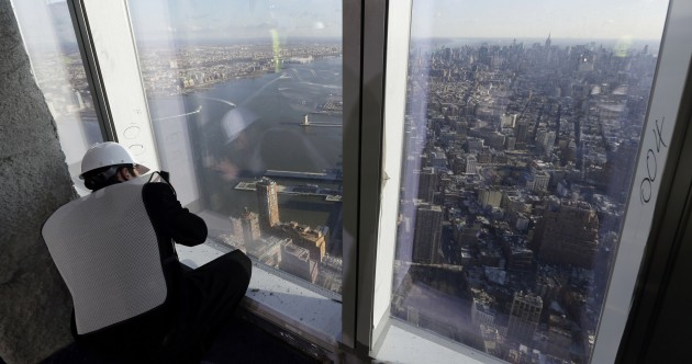 PHOTOS: Views from the 100th floor of the new World Trade Center