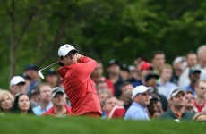 Comfortable Rory McIlroy back in the groove