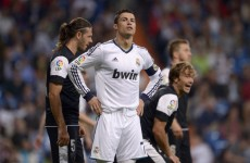 Homeward-bound? Real Madrid urge Ronaldo to commit