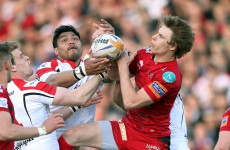As it happened: Ulster v Llanelli Scarlets, Pro12 semi-final