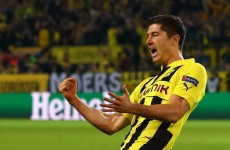 Lewandowski coy on mooted Bayern transfer