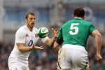 No doubt about it now as Chris Robshaw revealed as 1st Lions stand-by