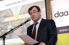 DAA made after tax profits of €19 million in 2012, down €11 million on 2011