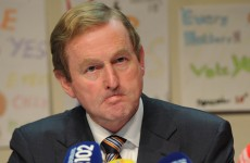 'No conscientious objection' for Fine Gael TDs on abortion bill, says Kenny