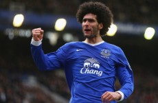 Marouane Fellaini: No plans to join Manchester United