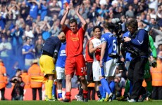 Jamie Carragher: Missing out on the league title my only regret