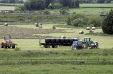 3,000 tonnes of fodder from France to help farmers in 'crisis'