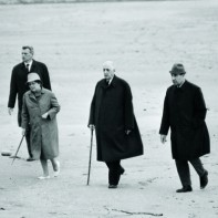 Casual snaps show Charles de Gaulle&amp;#8217;s Irish holiday after resignation