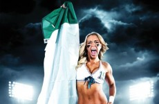 Lingerie Football League tryouts to be held in Dublin this month