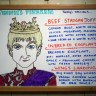 Hands up who wants a King Joffrey pizza