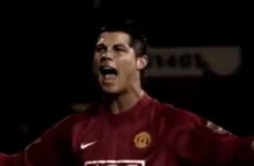 Your Desperate Plea For Ronaldo To Come Back To Manchester United Video Of The Day
