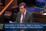 Commissioner told Shatter about Mick Wallace's encounter with Gardaí