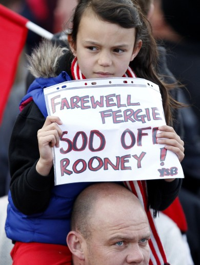 23 of the most memorable images from Man United's open-top bus parade today