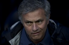 My worst ever season, says Mourinho