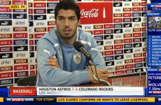 'Bullied' Luis Suarez confirms he wants to leave Liverpool