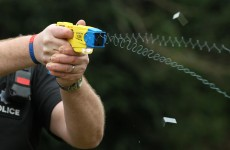 Poll: Should more gardaí be armed with taser guns?