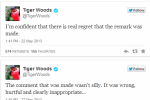 Tiger Woods calls Sergio Garcia's fried chicken jibe 'wrong, hurtful, and clearly inappropriate'
