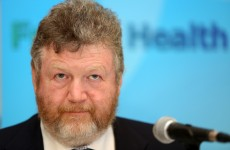 Caroline Simons: 'I think James Reilly is a very foolish man'