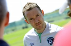 McGeady: I've never been sure about my Ireland place