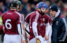 11 of Galway's 2012 All-Ireland final side to start against Laois