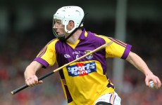 Wexford announce team to face Dublin this Saturday