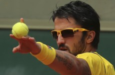 'Are you f****** stupid?' Janko Tipsarevic goes mental at Roland Garros