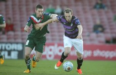Chambers makes hay as the Hoops shine in Cork