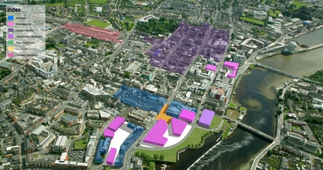 Major Limerick rejuvenation plan to create 5,000 jobs