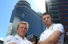 Olding and Henshaw to make debut in USA as Madigan given the nod at 10