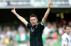 "'I might look back in years to come and say 'I did okay for a Tallaght lad"" – Keane"