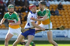 Offaly to face Waterford in All-Ireland hurling qualifier preliminary round