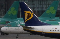 Aer Lingus and Ryanair cancel more flights as protest spreads accross Europe