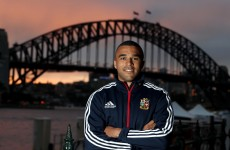 Simon Zebo: There's an opportunity there to impress Gatland ahead of Wallabies clashes